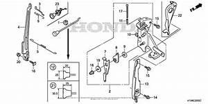 Honda Hs520 A Snow Blower  Usa  Vin  Szbg