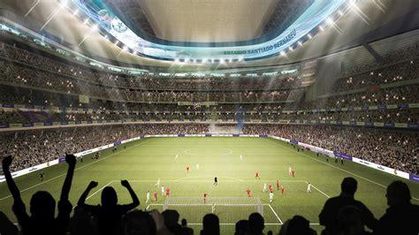 residential building plans l35 santiago bernabéu stadium