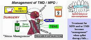 Tmd  Cause And Perpetuation  Treatment And Prevention
