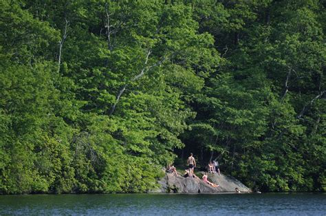 popular swimming holes  places  hike    dip