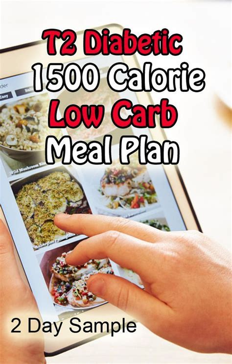 cuisine plan type type 2 diabetes 1500 calorie meal plan 2 day sle plan