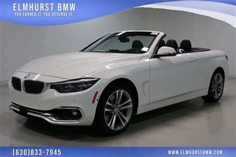 Bmw 4 Series Convertible 2019 by New 2019 Bmw 4 Series 440i Xdrive Convertible Convertible