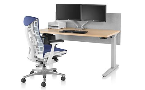 used sit stand desk for sale herman miller embody chair for sale used office chairs pa