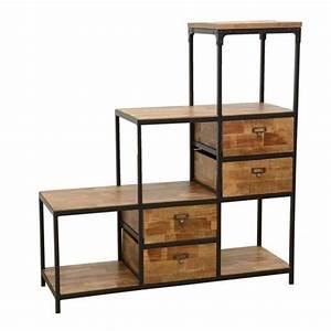 Meuble Cube But : meuble cube escalier simple sous luescalier un meuble ~ Teatrodelosmanantiales.com Idées de Décoration