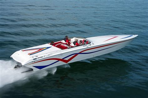 Performance Power Boats by Velocity Powerboats 390ss Magic Time Runs America