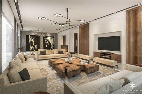 living room interior design portfolio