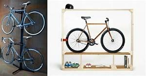 Un rangement vélo ? Nous allons vous aider 75 idées