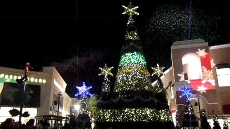symphony of lights wiregrass mall wesley chapel florida