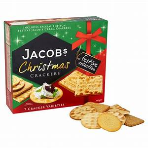 Jacobs Biscuits For Cheese 450G - Groceries - Tesco Groceries