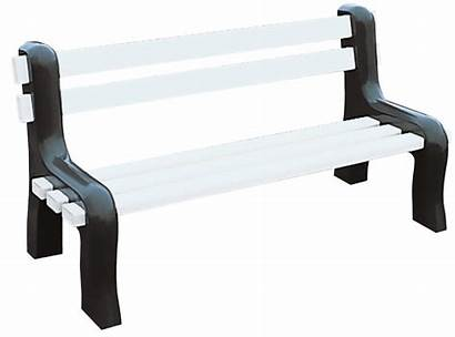 Park Vinyl Bench Plastic Benches Superior Kit