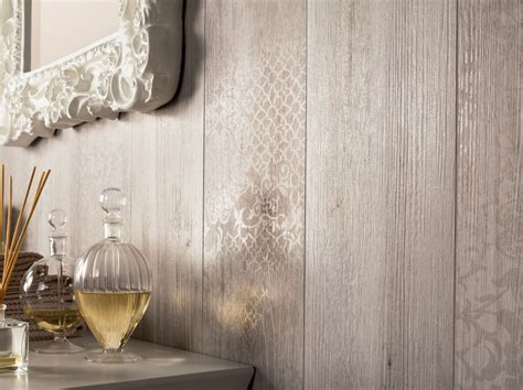 look tile light wwoden wall tiles to look like panelling interior design ideas
