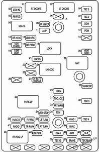 Fuse Box Diagram  U0026gt  Gmc Envoy  2002