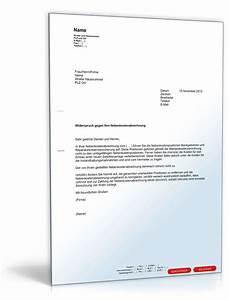 Widerspruch Gegen Baugenehmigung Muster : widerspruch nebenkostenabrechnung musterbrief zum download ~ Lizthompson.info Haus und Dekorationen