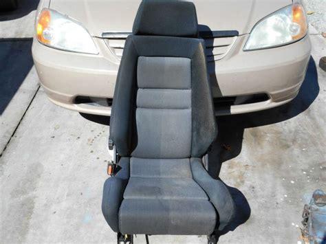 Datsun 280z Seats by Sell Datsun Nissan 240z 280z 280zx 300zx Recaro Seat