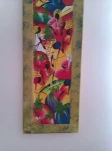 Stencil: decorare le cornici Notizie in Vetrina Magazine di Mara Mencarelli