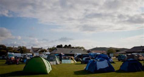 Peel Camping Park, Peel, Isle of Man