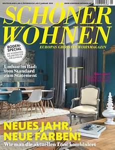 Www Wohnen Magazin De : sch ner wohnen 01 2016 sch ner wohnen ~ Lizthompson.info Haus und Dekorationen