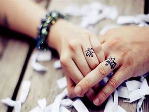 27 best unique wedding ring tattoos images on pinterest With unique wedding ring tattoos