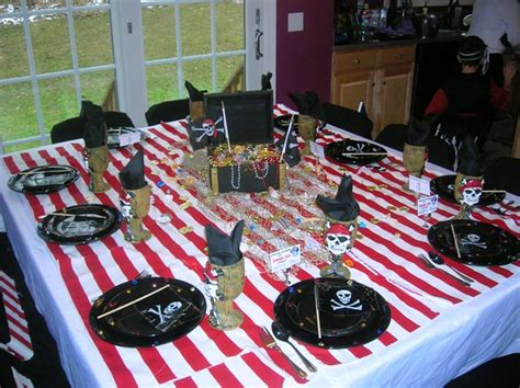 How To Organize Pirate Party
