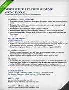 Want More Teacher Resume Examples Stop By Our Sample Library Functional Resumes Examples This Sample And Most Of The Other Resume Examples On This Website Were Skills Sample Functional Resume 2016 Experience Resumes Resume