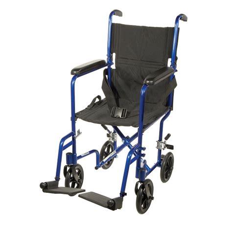 drive lightweight transport chair drive
