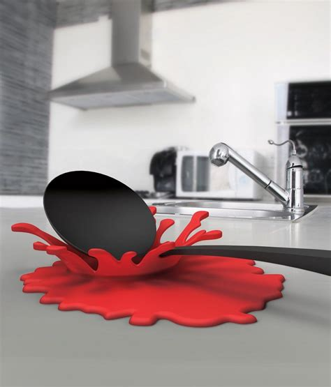 ustensile cuisine design ustensiles de cuisine design éclaboussure splash