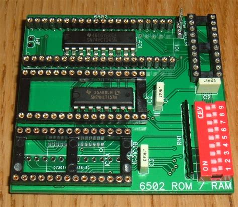 Tynemouth Software 6502 Rom  Ram Replacement