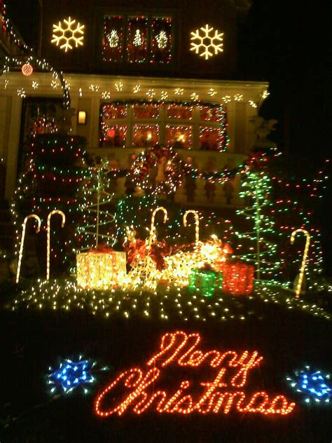 images of xmas outdoor lights best outdoor decorations cbs news