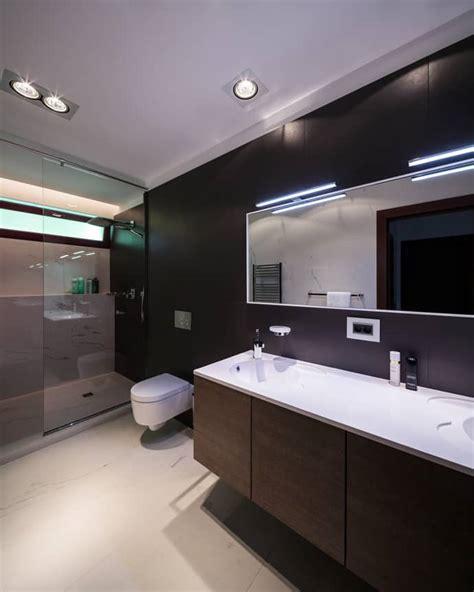 modern penthouse interior design  bucharest  studio