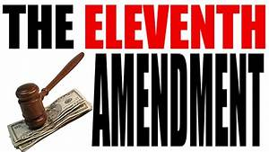 The Eleventh Amendment Explained in 3 Minutes: The ...