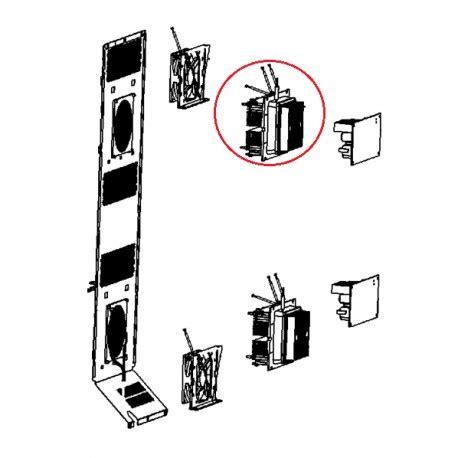 module thermo electrique pour cave 224 vin krups