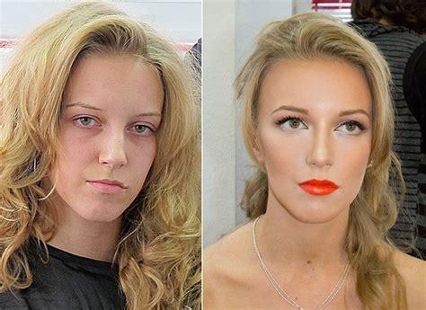 30 Before & After Makeup Photos Shows Power of Makeup