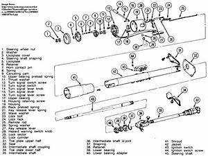 Chevy Silverado Steering Column Diagram