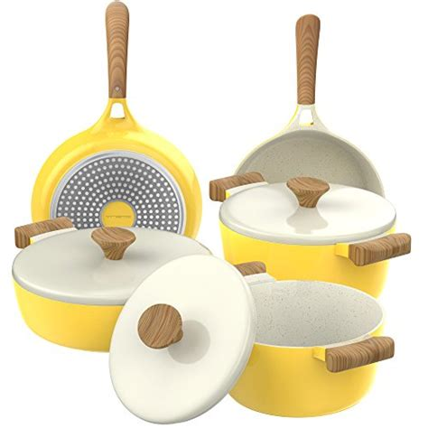 top ceramic cookware sets   cookware reviews