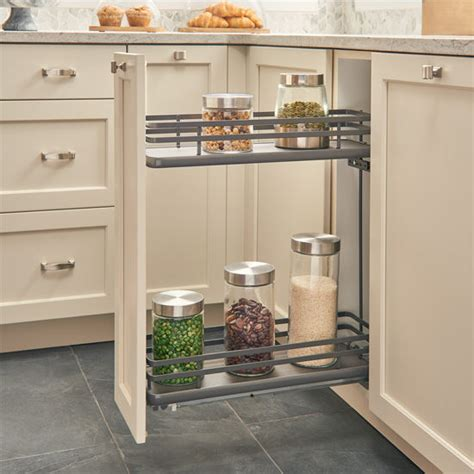 how to install kitchen cabinets fog series two tiered base organizer featuring flat wire 7262