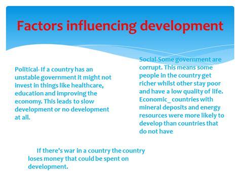 What Are Development Indicators Sliderbase