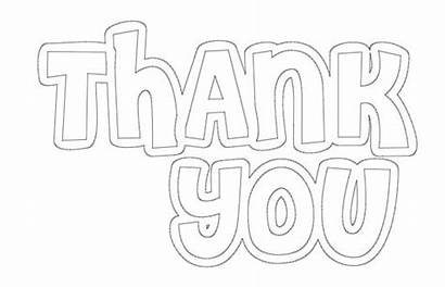 Thank Coloring Printable Cards Pages Christmas Veterans
