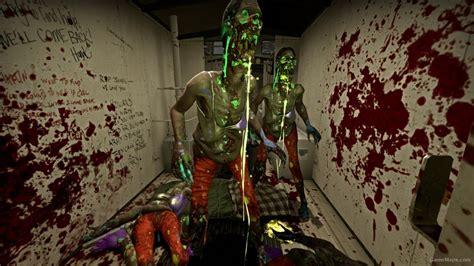 paint splatter spitter left  dead  gamemaps