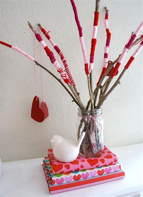 diy february centerpieces rc willey blog