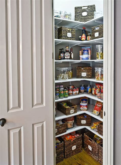 Storage Pantry by 31 Amazing Storage Ideas For Small Kitchens Storage