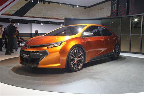 Toyota Corolla Furia Concept Makes Official