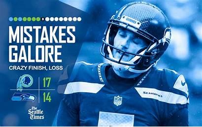 Seahawks Seattle Sports Blair Walsh Loss Washington