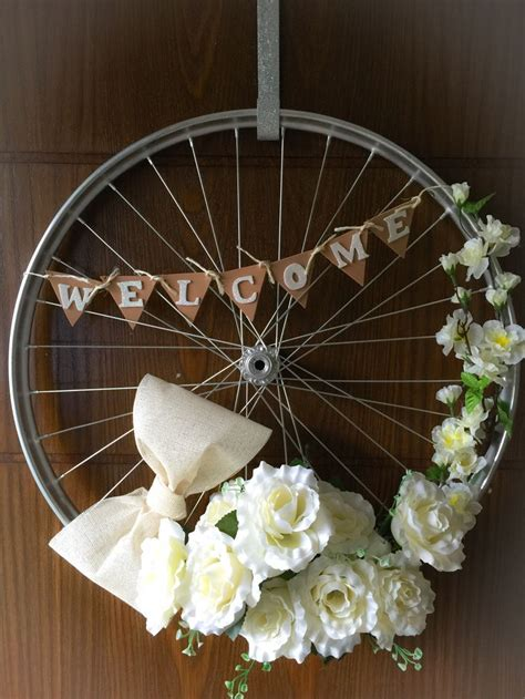 ideas  bicycle decor  pinterest bike art