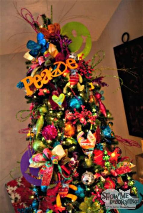 kid friendly christmas tree decorations a tree home tour a tree for every room miss cayce s store