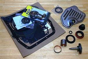 How To Build A Fiercely Reliable Aod 4r70w Transmission