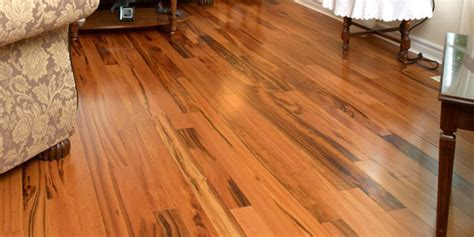 Tigerwood flooring in Toronto & Vaughan