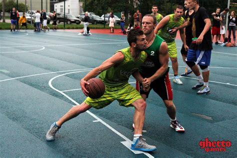 SIA Vervo piedalās Ghetto Basket