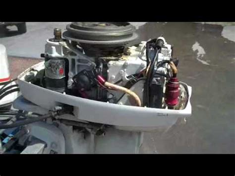 Do Boat Motors Have Thermostats by 1977 Johnson 25hp Outboard The Hull Truth Boating And