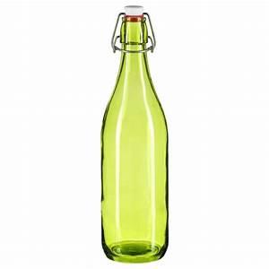 Bouteille Verre 1l : bouteille limonade en verre 1l vert ~ Teatrodelosmanantiales.com Idées de Décoration