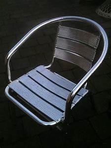 Chaise Terrasse Professionnel : chaise alu de terrasse empilable 15 57 metz moselle annonces achat vente mat riel ~ Teatrodelosmanantiales.com Idées de Décoration